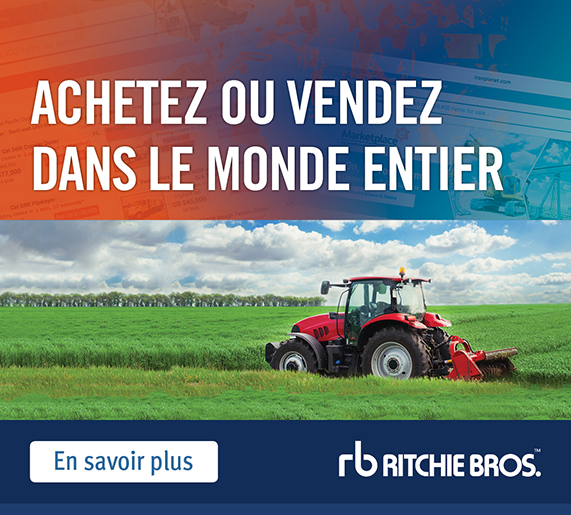 Campagne Ritchie Bros