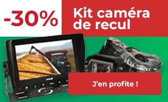 -30% kit caméra de recul