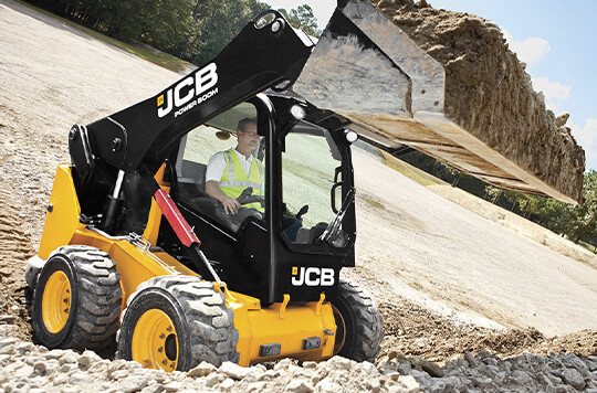 Chargeur compact JCB