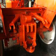Attelage tracteur Renault
