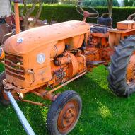 Carrosserie tracteur Renault