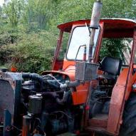 Pièces moteur tracteur Renault