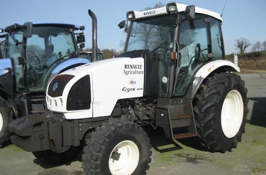 Renault Ergos