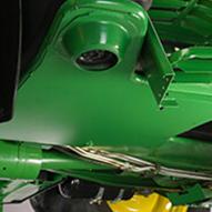 Carrosserie tracteur John Deere