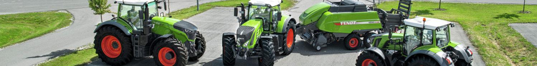 Tracteurs Fendt
