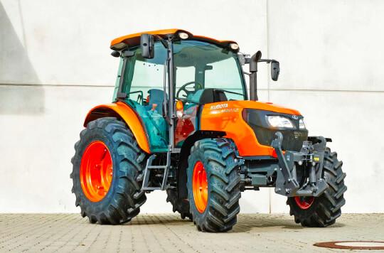 Tracteur Kubota M4002