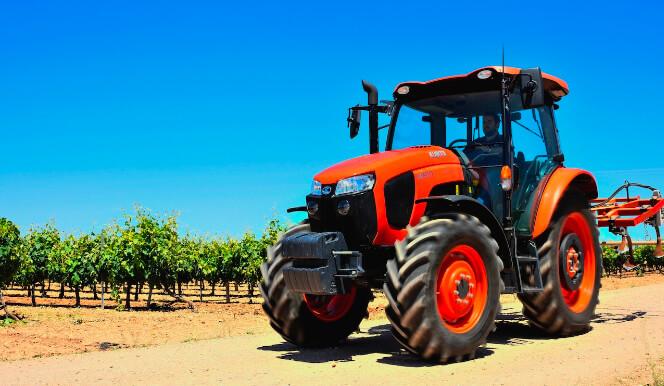 Tracteur Kubota M5001