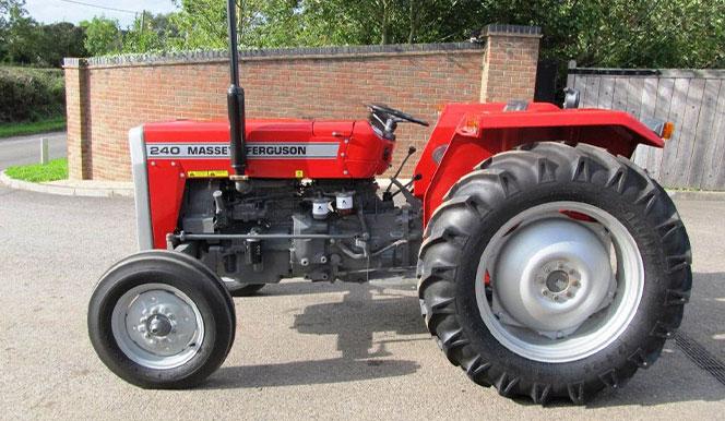 Massey Ferguson Série 200