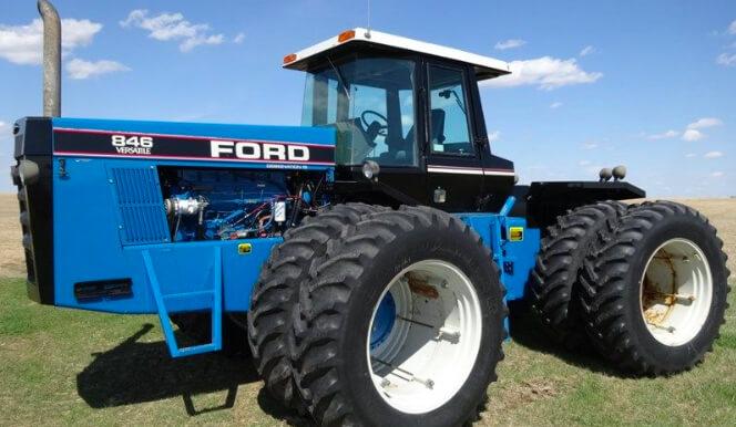 Ford Versatile