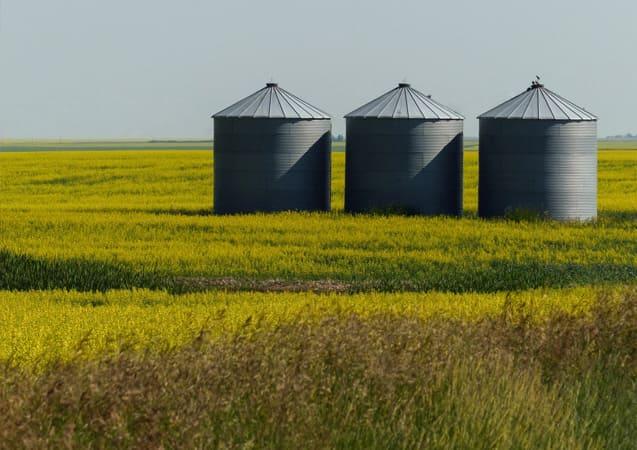 silos à grains