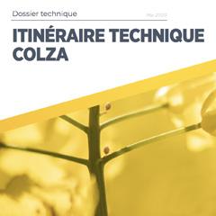 Itinéraire technique Colza