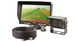 Caméra de recul agricole