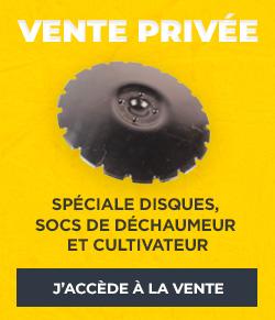Vente privée disques socs
