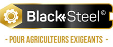 logo blacksteel