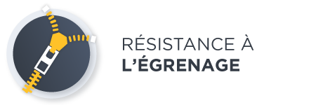Resistance à l'engrenage